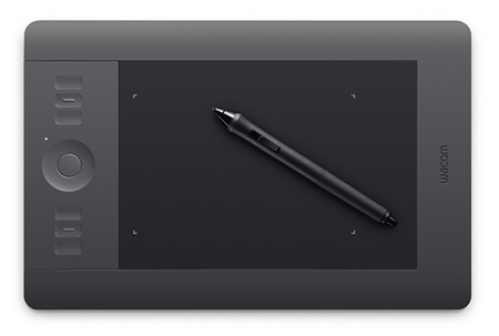 Графический планшет Wacom Intuos5 M (Medium) pen only (PTK-650-RU)